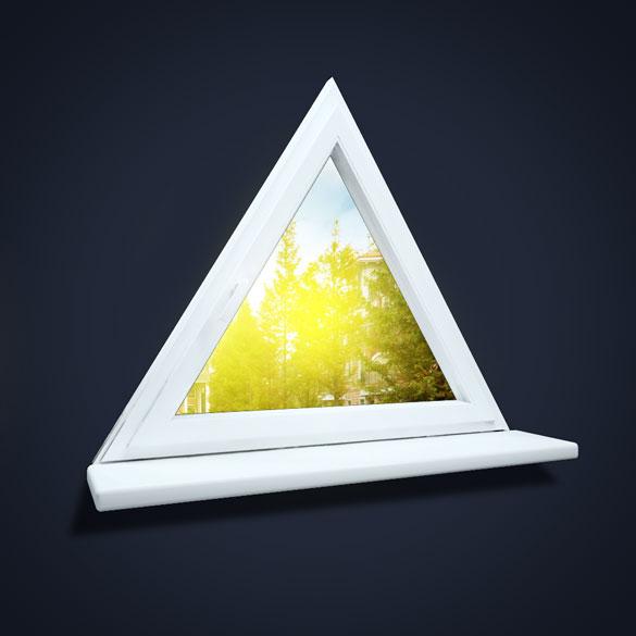 треугольное
